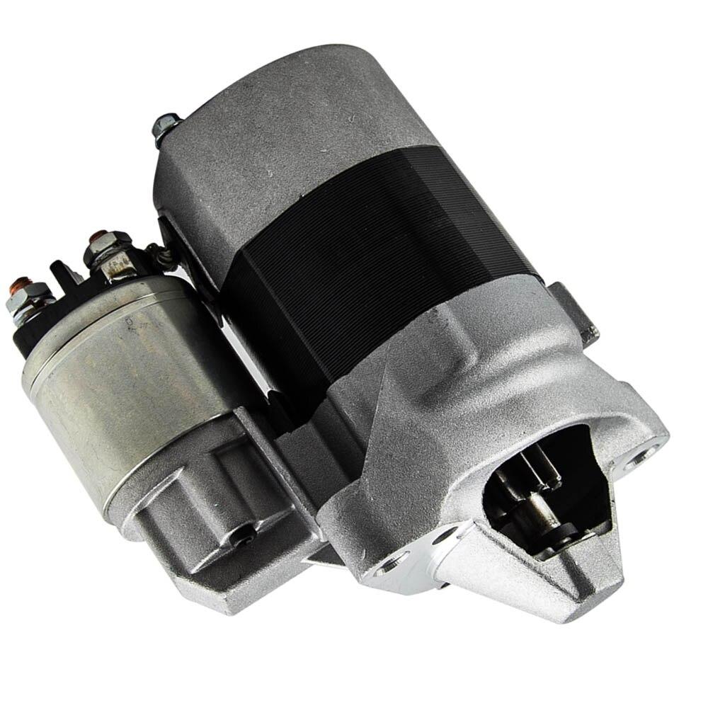 Starter Motor For Dacia Logan Nissan Kubistar Box Renault Clio I MKII 1.0 / 1.2 Petrol 1998-2016 TFF 7700864608 D7E39 7700865213