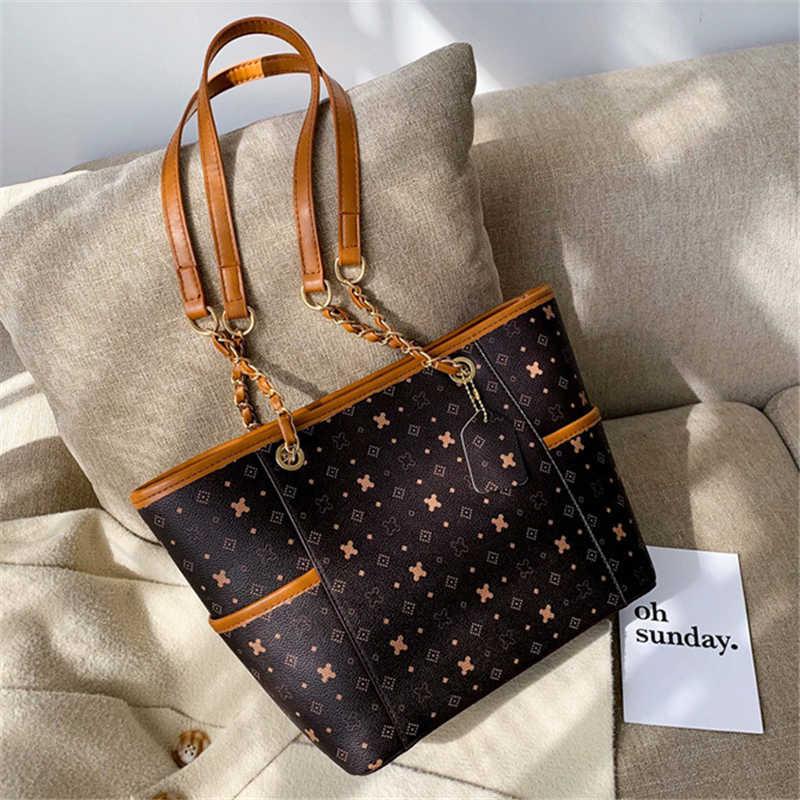 21 clube marca de moda cadeias diamante treliça geométrica mulheres totes escritório compras bolsas femininas casuais bolsas de ombro