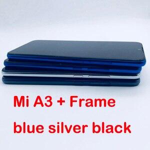 Image 1 - 100% מבחן 6.01 LCD תצוגה עבור Xiaomi Mi A3 CC9E LCD Digitizer מסך מגע עצרת עבור Xiaomi MiA3 תצוגה