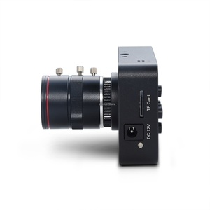 Image 2 - 12MP HDMI מצלמה 1080P USB HD הזרמת Webcam הקלטת 4K @ 30FPS תעשיית C/CS הר מצלמה עם 6 12 עדשה