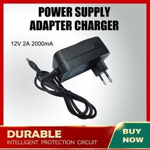 12V 2A 2000mA AC DC Power Supply Adapter Wall Charger For Seagate SRD00F2 STBV3000100 external Hard Drive US EU UK AU Plug(China)