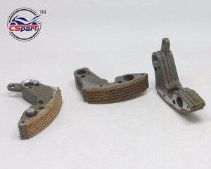 Image 2 - 5PCS a Set Clutch Pads with spring  For CFMOTO CF MOTO 500 500CC 600 ATV UTV  SSV 0180 054200