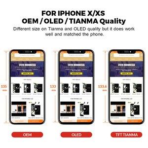 Image 4 - Téléphone portable LCD pour iphone X XS MAX XR écran bonne qualité AMOLED OEM 3D tactile pour iphone X XS MAX XR LCD affichage assemblée