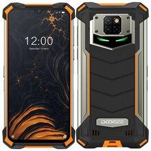 DOOGEE S88 Pro 10000mAh NFC OTG IP68/IP69K Rugged Phone Octa Core 4G SmartPhone 6GB RAM 128GB ROM 21mp Android 10 Mobile Phone