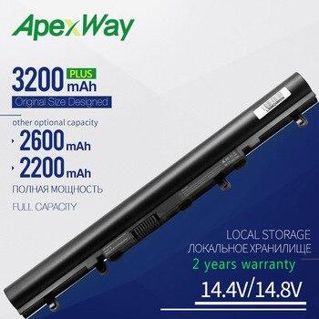 Batería de 4 celdas para ordenador portátil Acer Aspire V5-431, V5-471, V5-531,...