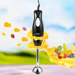 220V 300W Electric Mixer Meat Grinder Mincing Machine Fruit Juicer Household Mixing Blender Hand-held Kitchen Eggs dropshipping