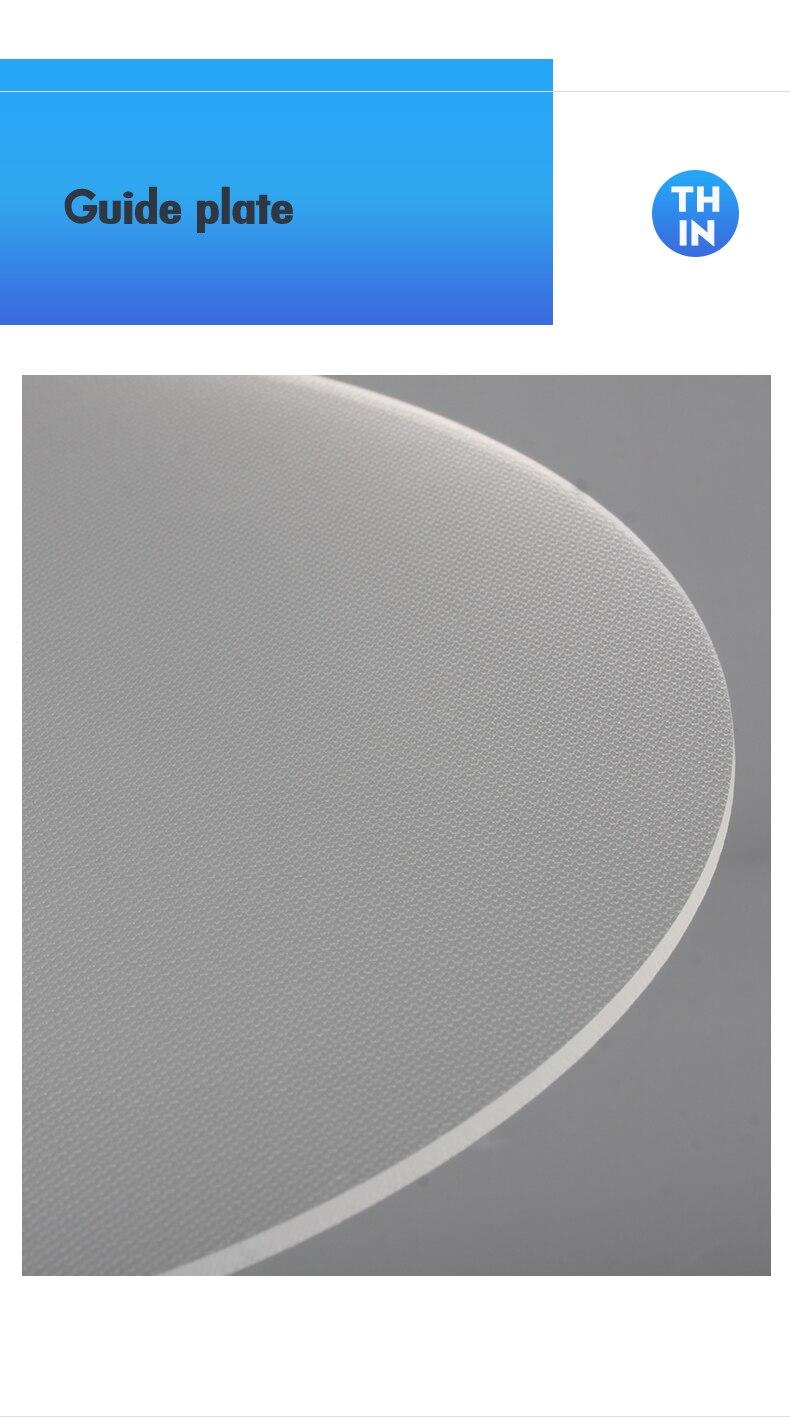 H32bcc9c70f1e457a8091bd04a6f456c25 Modern LED Ceiling Light 12W 18W 24W 32W 220V 5000K Kitchen Bedroom Bathroom Lamps Ultrathin Ceiling Lamp