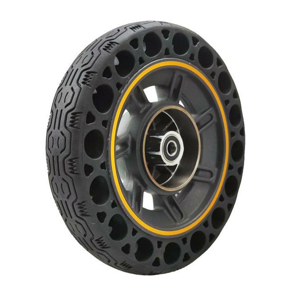 Scooter électrique G30 pour Ninebot MAX G30 KickScooter Scooter électrique 10 pouces 60/70-6.5 pièces de pneu de roue de pneu avant et arrière