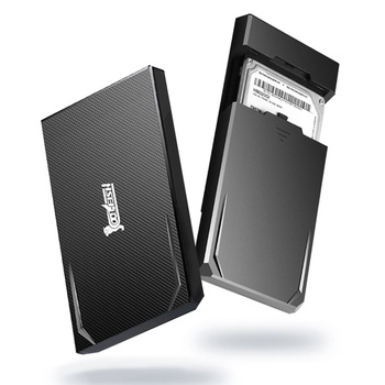 HD Case External Hard Drive Enclosure USB 3.1 Type C to SATA 2.5 inch HDD SSD Case 7mm 9.5mm for pc Hard Drive Enclosure