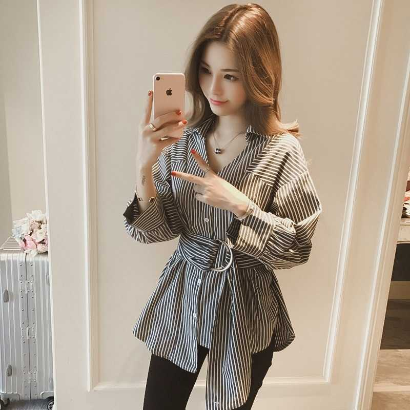women's blouse Fashion Loose Tops Shirts