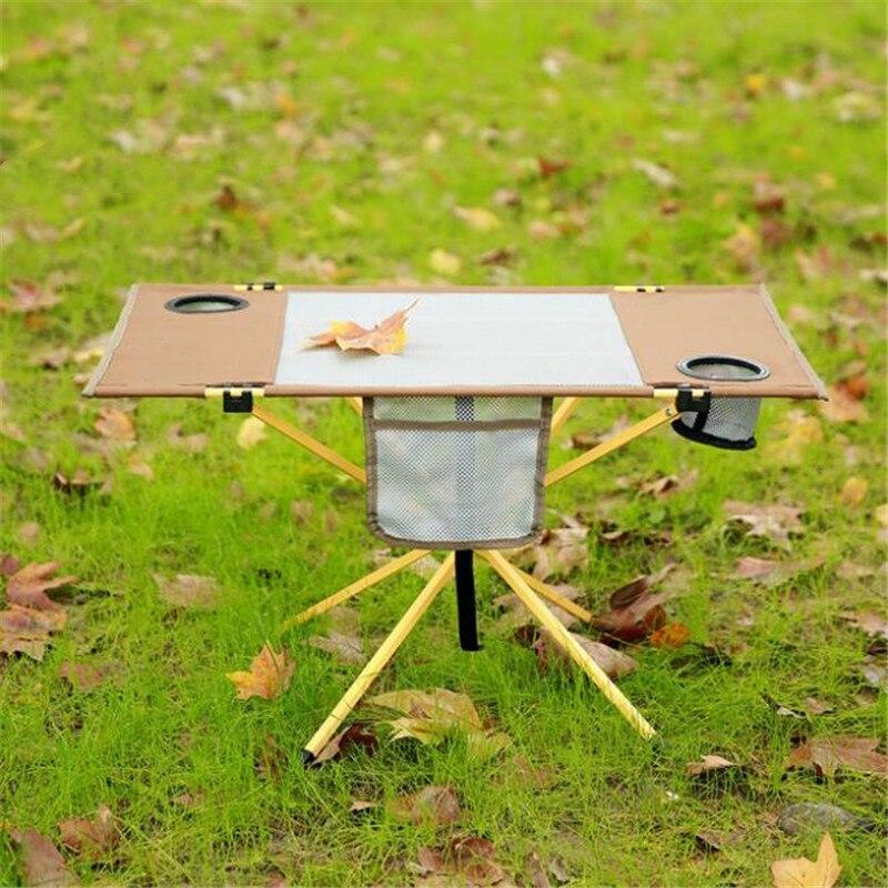 portátil pequena mesa quadrada