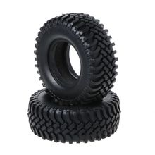 Premium New 4pcs 1.9 inch Tyre 36mm Width Rock Crawler Rubber Tires for 1/10 RC4WD D90 D110 AXIAL SCX10 TRX-4 Wholesale Support rcaidong rock racer crawler 2 2 128mm tires for 1 10 rc4wd d90 axial wraith scx10 rc rock crawler 4pcs