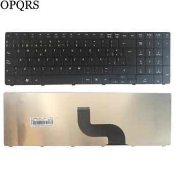 Teclado para ordenador portátil Acer Aspire 5551 5736 7739 5741G 5740 t...
