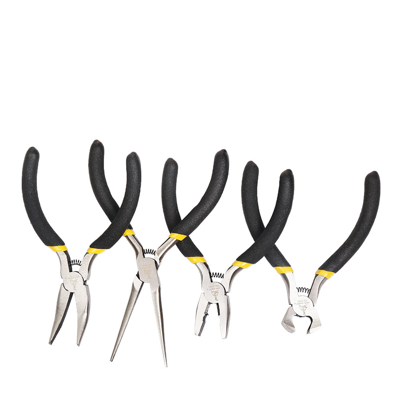YM Pliers Alicate Alicates Multitool Wire Stripping Stripper Cutters Multifunction Tool Electrician Instruments Cable Cutter