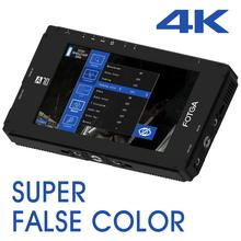 Fotga DP500IIIS A70T タッチスクリーン 7 インチ FHD IPS ビデオオンカメラフィールドモニター、 1920 × 1080 、 4 HDMI デジタル一眼ミラーレスカメラレンズ用シネマ