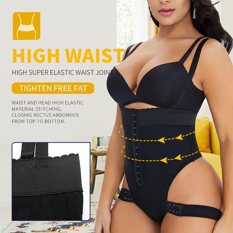 High Waist Panties Sexy Hip Enhancer