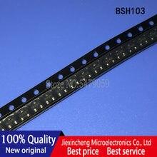 50PCS BSH103,235 J3 WJ3 BSH103 N-CH 30V 0.85A SOT23 MOSFET Transistor original Novo