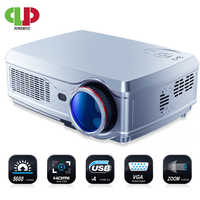 POWERFUL Full HD Projector SV-358 1920*1080P LED proyector Android 6.0(2G+16G) with Wifi Bluetooth support 4K Home Cinema Beamer
