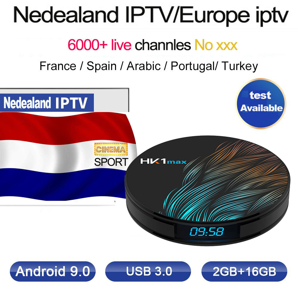 Iptv Netherland Holland IPTV Dutch Channels Subscription 1 Year Belgium Sweden M3u For Smart Tv Enigma2 Android BOX