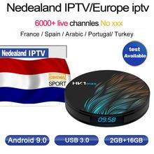 Iptv Netherland Holland IPTV Dutch channels Subscription 1 year Belgium Sweden m3u For Smart