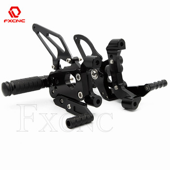 For Ducati 899 1199 Panigale 899/1199 2012-2015 Motorcycle Rearset Rear Set Foot Pegs Pedal Footrest