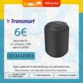 Tronsmart T6 Mini Bluetooth Lautsprecher TWS Lautsprecher IPX6 Drahtlose Tragbare Lautsprecher mit 360 Grad Surround Sound, Stimme Assistent