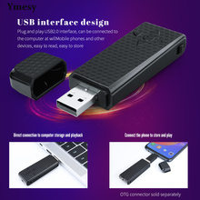 Ymes G1 Arrival U-Disk Digital Audio Voice Recorder Pen Charger USB Flash Drive High Quality MP3 Recorders 2021 New