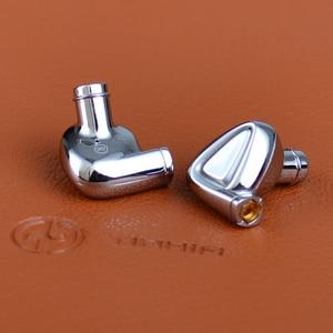 Image 1 - TIN HIFI P1 Flagship Planar Drive Unit Drive In Ear Earphone Detachable MMCX Cable HiFi Metal Headset Earbud 5 axes CNC Process