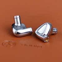 TIN HIFI P1 emblemático unidad de accionamiento Planar en auricular desmontable MMCX Cable HiFi Metal auricular 5 ejes CNC proceso