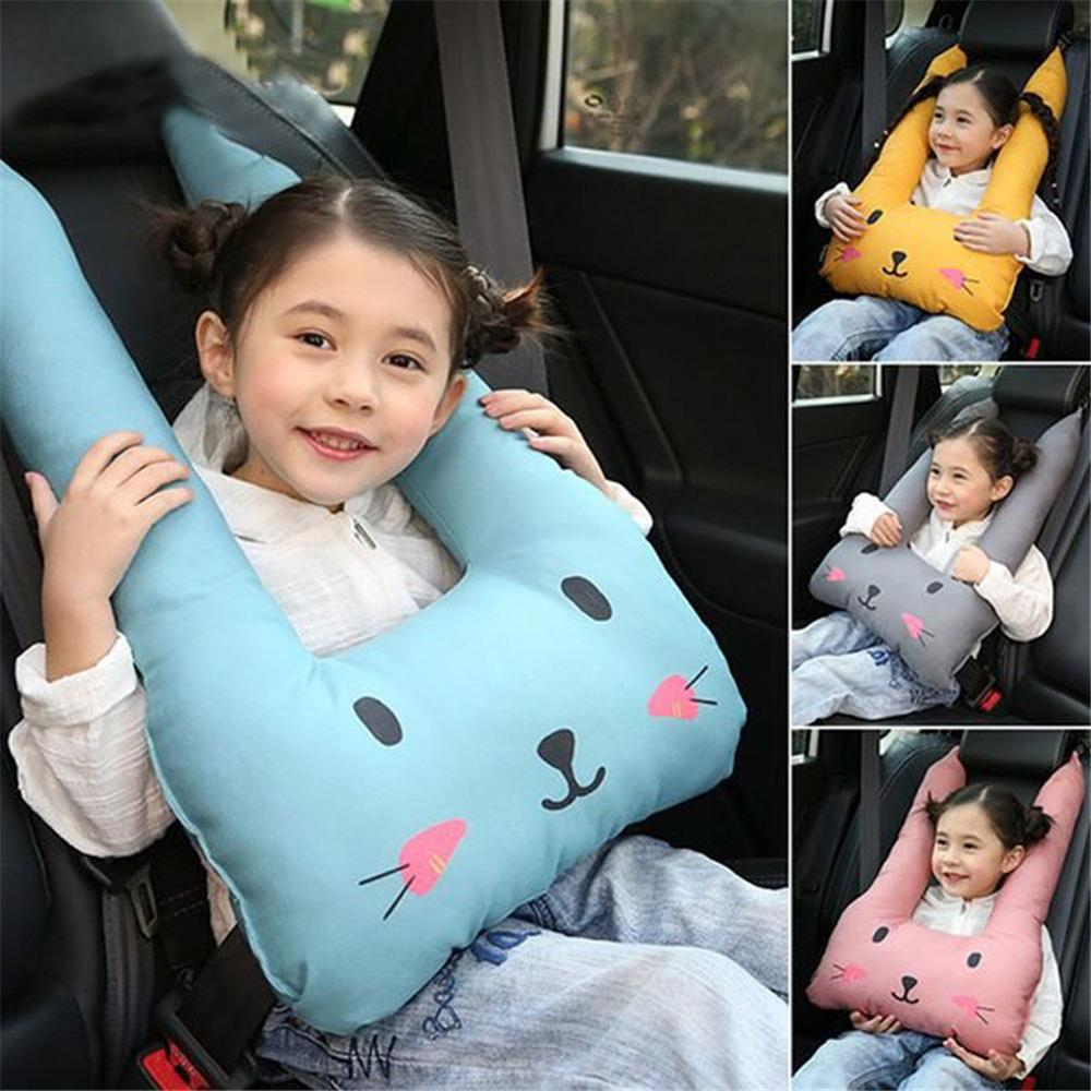 Comfortable Car Seat Belt Cover Pad Shoulder Strap Padding Support Accessory