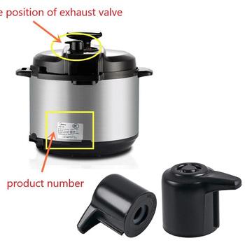 Elektryczny szybkowar akcesoria zawór wydechowy zawór ograniczający ciśnienie zawór bezpieczeństwa zawór parowy zawór redukcyjny tanie i dobre opinie 4-5l CN (pochodzenie)