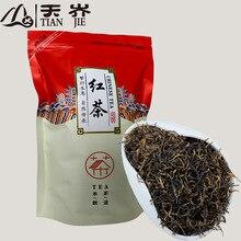Китайский черный чай Wuyi Jin Jun Mei, 250 г, красный чай для похудения, забота о здоровье