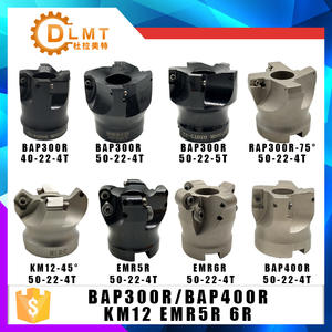 6tmilling-Holder RAP300R EMR5R BAP400R 5T for EMRW6R KM12 40-50 22-4t