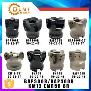 Image 1 - BAP400R BAP300R EMR5R EMRW6R KM12 RAP300R 40 50 22 4T 5T 6TMilling حامل ل قاطعة المطحنة آلة