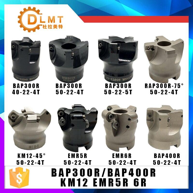 BAP400R BAP300R EMR5R EMRW6R KM12 RAP300R 40 50 22 4T 5T 6TMilling suporte Para Máquina de fresa