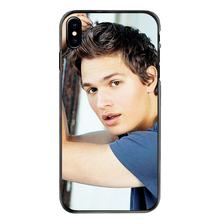 Phone Bag Case The Fault in Our Stars lead Ansel Elgort For Sony Xperia X XA XZ M2 M4 M5 C3 C4 C5 T3 E4 E5 Z Z1 Z2 Z3 Z5 Compact(China)