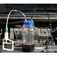 2L trwałe plastikowe uniwersalne samochody ssące z kleszczem Mark Oil Change narzędzia o dużej pojemności pompa ręczna wąż samochodowy przenośny w Pompy oleju od Samochody i motocykle na