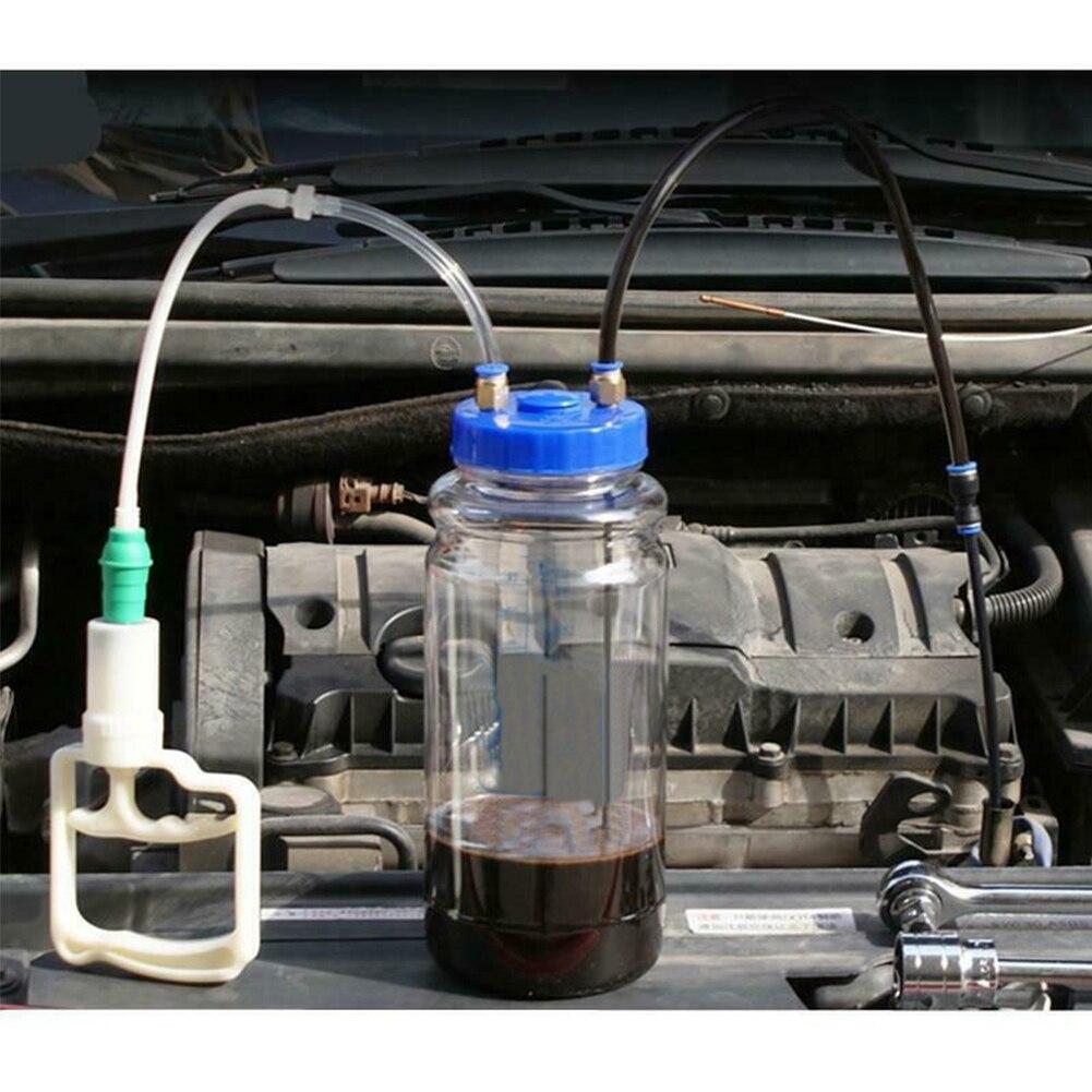 2l 내구성 플라스틱 범용 자동차 흡입 틱 마크 오일 변경 대용량 도구 수동 펌프 자동차 호스 휴대용