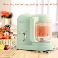 2 Colors Food Supplement Cooking Mixing One Multifunctional Mother Baby Mini Food Grinder Cooking Meat Grinder Baby Food Maker