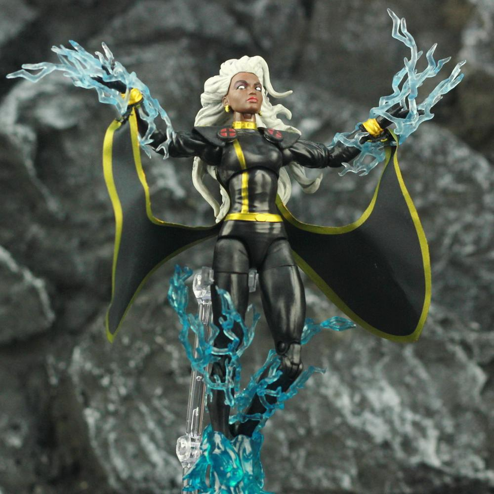 Marvel Legends The Uncanny X-Men Storm Black Suit 6