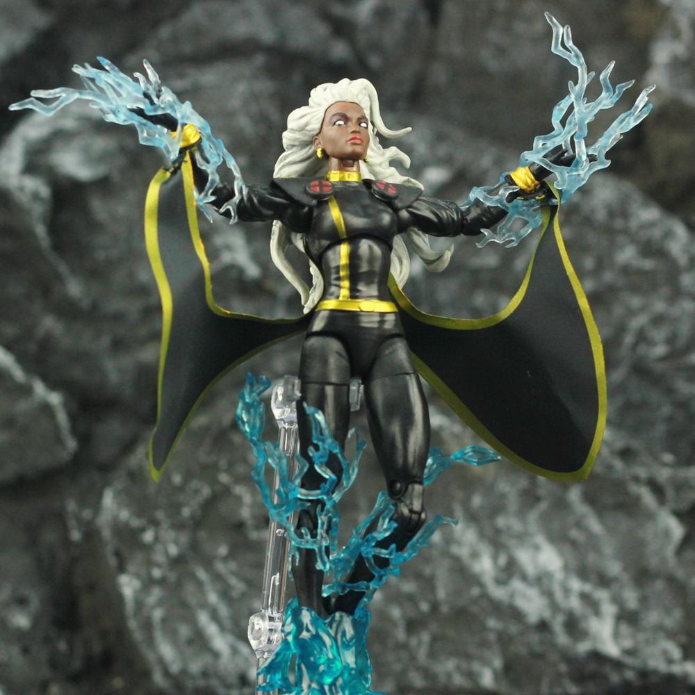 Marvel Legends The Uncanny X-Men Storm Black Suit 6
