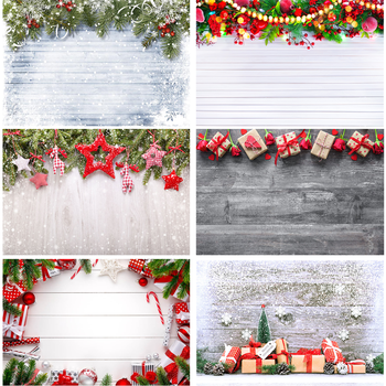 Christmas Backdrops for Photography Winter Snow Background Photography Vinyl Mini Wooden Floor Christmas Photocall Background allenjoy photography background christmas tree gifts sofa wood floor backdrop photocall customize vinyl photographic