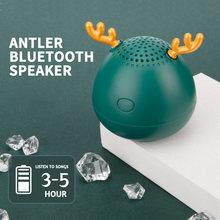 Bluetooth колонки для дома рождественские подарки беспроводные