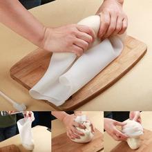 Приготовление кондитерских изделий мягкий силиконовый тесто для замеса муки мешок для смешивания кухонный инструмент для выпечки