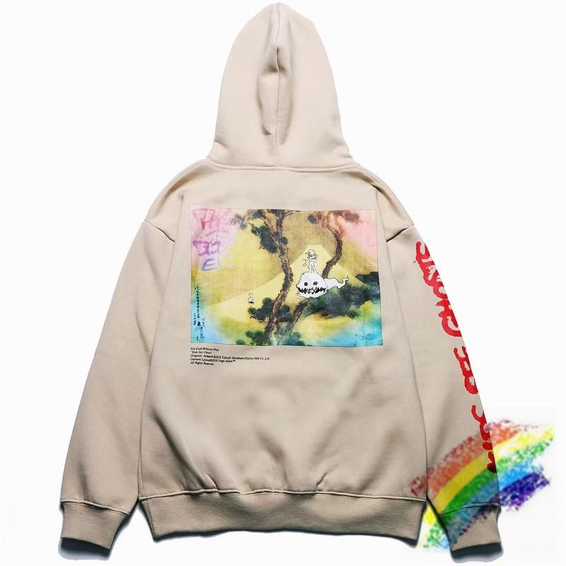 Jesus is King Lucky me l see ghost Ghost Sweatshirts Hoodie  1
