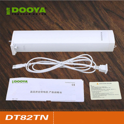 Dooya smart home intelligente smart vorhang Elektrischen Vorhang Motor DT82TN Fernbedienung 100-240V 50/60MHZ smart-home-system