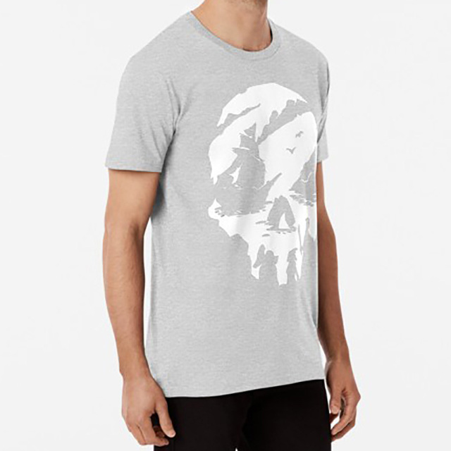 Sea of Thieves Skull T-Shirt 2