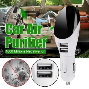 Car Air Purifier 12V 24V Negat