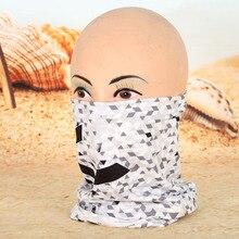 buffe Рыбалка волшебный головной платок многофункциональный бандана Открытый УФ головной убор Спорт маска для лица повязка на голову унисекс