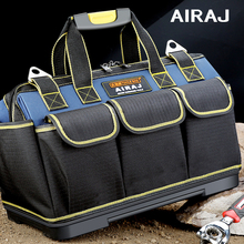 Multi-Function-Tool-Bag Storage-Bag Electrician-Bag 1680d Oxford Multi-Pocket Waterproof